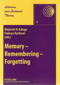 Memory-Remembering-Forgetting