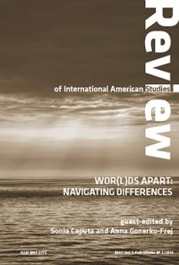 Wor(l)ds Apart: Navigating Differences—RIAS Vol. 7, Fall–Winter (2/2014)