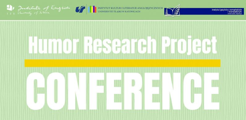 Humor Research Project Conference