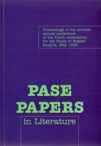 PASE Papers in Literature